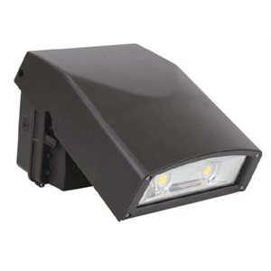 WALLPACK DEL DOWN - 120V - 70W (50K) - DLC